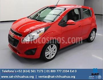 Foto venta Auto Seminuevo Chevrolet Spark LTZ (2014) color Rojo precio $63,000