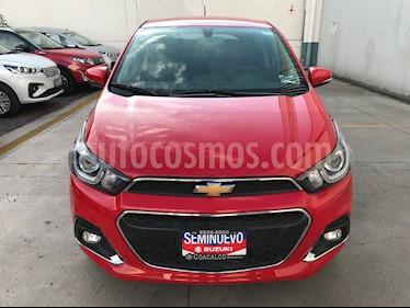 Foto venta Auto usado Chevrolet Spark LTZ (2017) color Rojo Flama precio $170,000