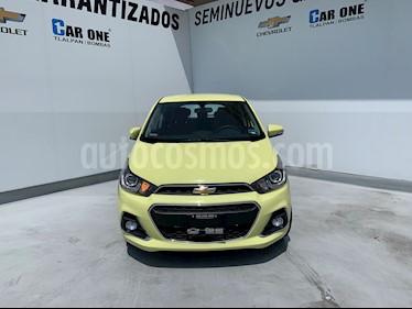 Foto Chevrolet Spark LTZ usado (2017) color Verde Lima precio $207,000