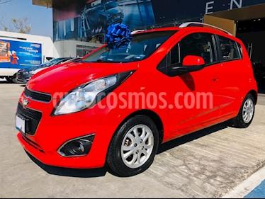 Foto Chevrolet Spark LTZ usado (2017) color Rojo precio $150,000