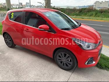 Foto Chevrolet Spark LTZ usado (2016) color Rojo Flama precio $149,000