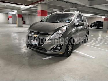 Foto venta Auto usado Chevrolet Spark LTZ (2017) color Gris precio $155,000