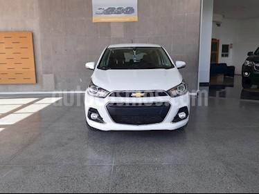 Foto Chevrolet Spark LTZ usado (2018) color Blanco precio $195,000