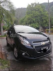 Chevrolet Spark LTZ usado (2017) color Negro precio $132,000