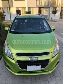 Chevrolet Spark LTZ usado (2013) color Verde precio $110,000