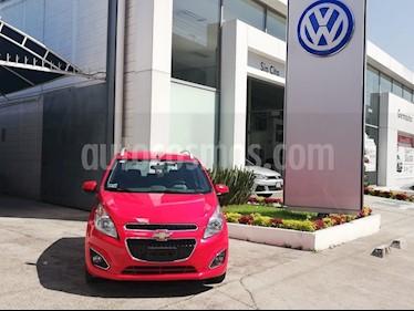 Foto venta Auto Seminuevo Chevrolet Spark LTZ (2017) color Rojo precio $168,000