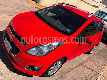 Foto venta Auto Seminuevo Chevrolet Spark LTZ (2015) color Rojo precio $120,000