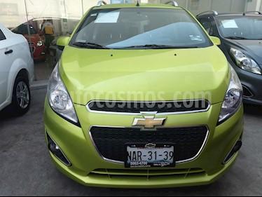 Foto venta Auto usado Chevrolet Spark LTZ (2018) color Verde Lima precio $160,000