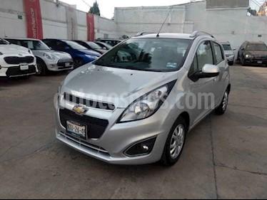 Foto venta Auto usado Chevrolet Spark LTZ (2017) color Plata precio $150,000