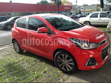 Foto venta Auto usado Chevrolet Spark LTZ (2016) color Rojo precio $160,000