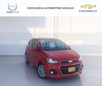 Foto venta Auto Seminuevo Chevrolet Spark LTZ (2017) color Rojo Victoria precio $185,000