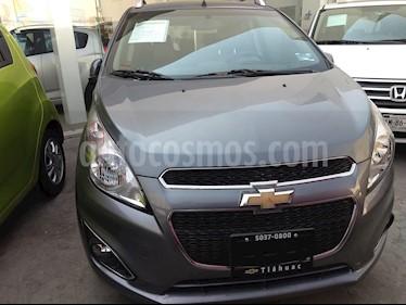 Foto venta Auto usado Chevrolet Spark LTZ (2017) color Acero precio $154,000