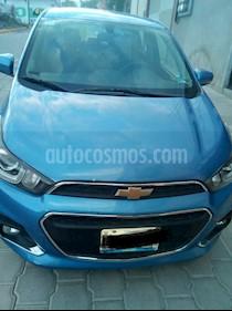 Foto venta Auto usado Chevrolet Spark LTZ (2016) color Azul precio $145,000