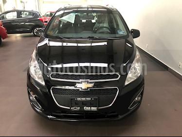 Foto Chevrolet Spark LTZ usado (2017) color Negro precio $170,000