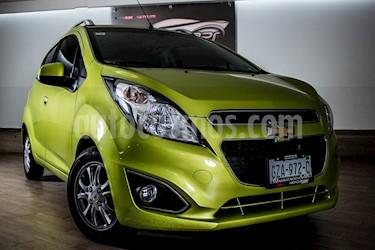 Foto venta Auto Seminuevo Chevrolet Spark LTZ (2017) color Verde Lima precio $120,000