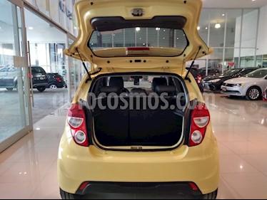 Foto venta Auto usado Chevrolet Spark LTZ (2014) color Amarillo Limonada precio $115,000