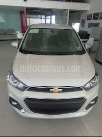 Foto venta Auto usado Chevrolet Spark LTZ (2017) color Blanco precio $185,000