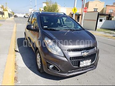 Foto venta Auto Seminuevo Chevrolet Spark LTZ (2014) color Gris Titanio precio $110,000