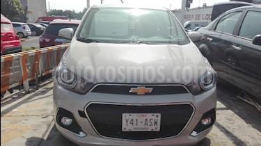 Foto venta Auto Seminuevo Chevrolet Spark LTZ (2018) color Beige precio $194,000