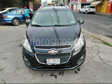 Chevrolet Spark LTZ usado (2015) color Negro precio $115,000