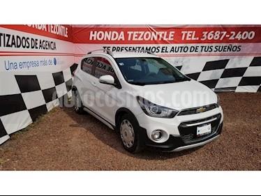 Foto venta Auto usado Chevrolet Spark LTZ (2018) color Blanco precio $199,000