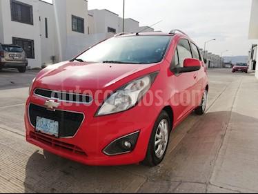 Foto Chevrolet Spark LTZ usado (2015) color Rojo precio $100,000
