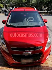 Chevrolet Spark LTZ usado (2014) color Rojo precio $105,000