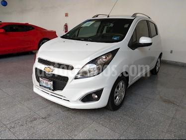 Foto venta Auto usado Chevrolet Spark LTZ (2017) color Blanco precio $159,000