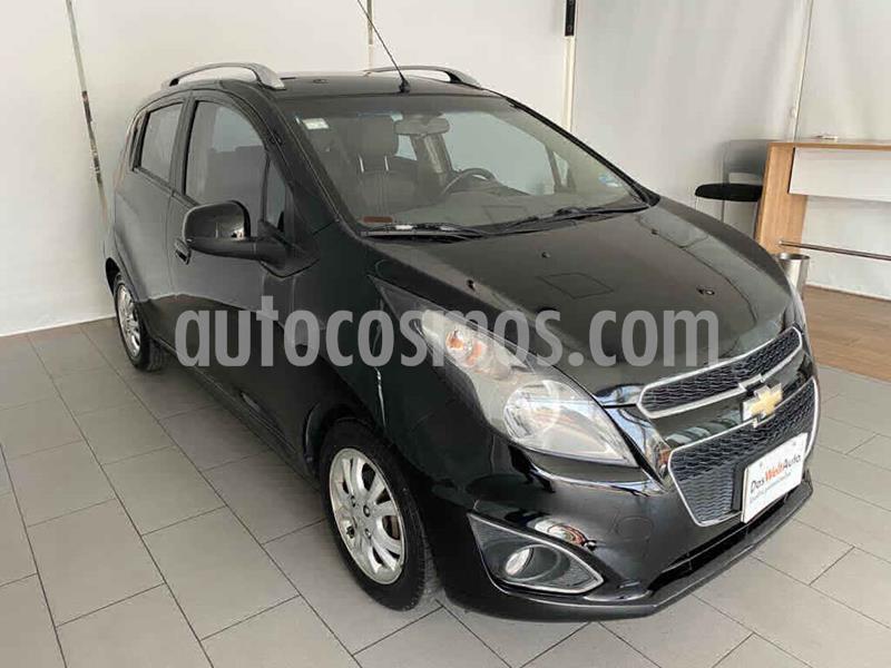 Chevrolet Spark LTZ usado (2016) color Negro precio $115,000