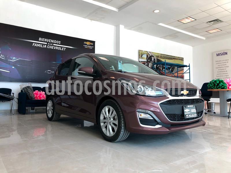 Chevrolet Spark Premier usado (2020) color Rojo precio $210,000
