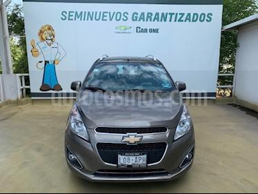 Foto Chevrolet Spark LTZ CVT usado (2017) color Blanco precio $185,000
