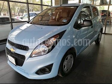 Chevrolet Spark LT usado (2015) color Azul Denim precio $98,000