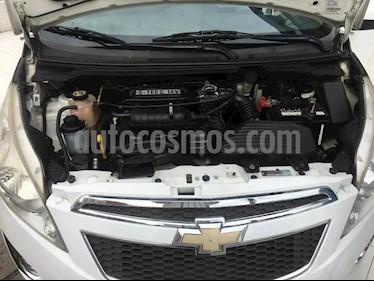 Chevrolet Spark Paq B usado (2012) color Blanco precio $75,000