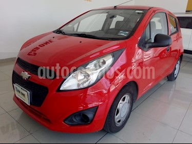 Chevrolet Spark LT usado (2015) color Rojo precio $95,000