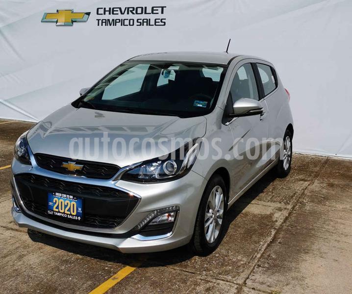 Chevrolet Spark Premier CVT  nuevo color Plata precio $273,700