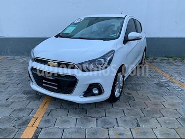 Chevrolet Spark LTZ usado (2018) color Blanco precio $185,000