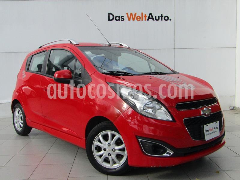 Chevrolet Spark Dot usado (2014) color Rojo precio $109,000