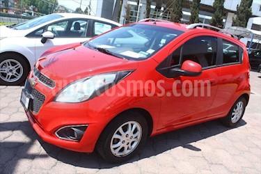 Chevrolet Spark 5P LTZ L4 1.2 MAN usado (2015) color Rojo precio $125,000