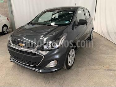 Chevrolet Spark LT CVT usado (2019) color Gris precio $164,900