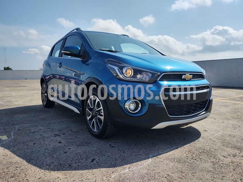 Chevrolet Spark Active nuevo color Azul precio $255,400