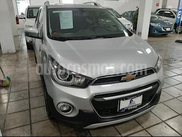 Chevrolet Spark Active usado (2017) color Plata precio $189,000