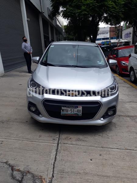 Chevrolet Spark LTZ usado (2016) color Plata precio $135,000