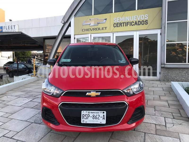 Foto Chevrolet Spark LT usado (2018) color Rojo precio $150,000