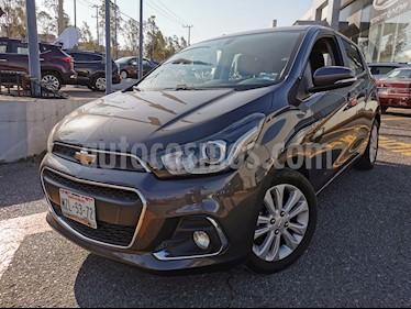 Chevrolet Spark LTZ usado (2016) color Gris precio $145,000