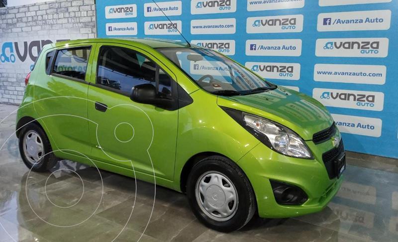 Foto Chevrolet Spark LS usado (2015) color Verde precio $118,000
