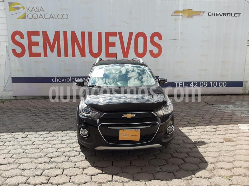 Chevrolet Spark Active usado (2017) color Negro precio $180,000