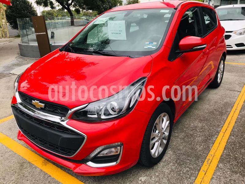 Chevrolet Spark LTZ usado (2019) color Rojo precio $200,000