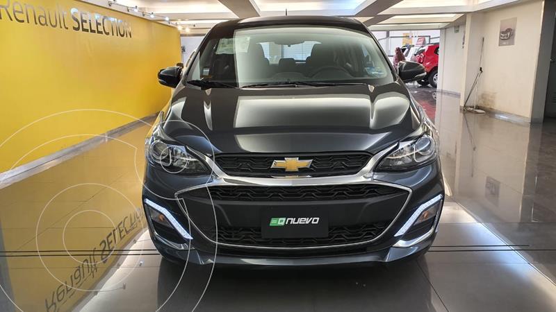 Foto Chevrolet Spark Premier usado (2019) color Gris precio $199,000