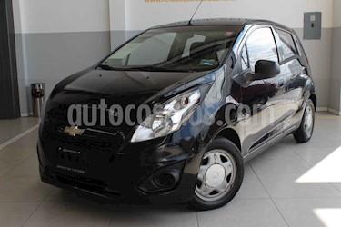Chevrolet Spark 5p LT L4/1.4 Man usado (2016) color Negro precio $110,000