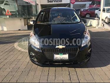 Chevrolet Spark 5p LS A TM usado (2016) color Negro precio $105,000